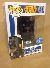 FUNKO POP! Star Wars R2-Q5 #41 Underground Toys Exclusive Vinyl Figure *New*
