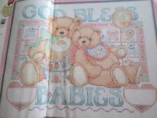 'Sweet child' Linda Gillum cross stitch charts(only)