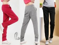 Casual Pants Cotton