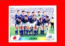 WC FRANCE '98 Panini 1998 - Figurina-Sticker n. 516 - JAPAN TEAM -New