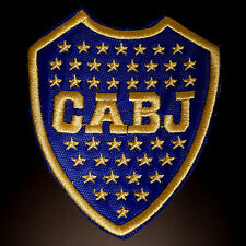 Boca Juniors Logo  Soccer Patch Argentina Futbol Embroidered Sew / Iron On New