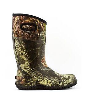 Perfect Storm Super Surge Camo Mens Boots Size 13 Medium NIB w/tags