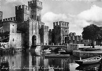 BG30418 lago di garda sirmione il castello scaligero italy  CPSM 14.5x10cm