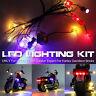 LED Light Lighting Kit ONLY For LEGO 10269 Creator Expert For Harley Davidson