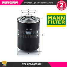 WP1144 Filtro olio Citroen-Peugeot-Fiat-Renault (MARCA MANN)