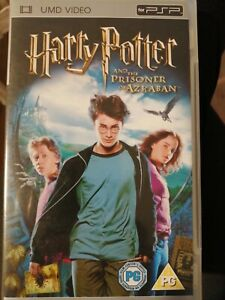 Harry Potter And The Prisoner Of Azkaban [UMD Mini for PSP] [2004] - DVD  C8VG
