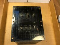 HUGE Vintage RCA XT-3161 Power Transformer for Tube Amplifier 423V 846V 250Ma