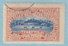 NEW HEBRIDES INTERISLAND POSTAGE   USED - NO FAULTS EXTRA FINE!