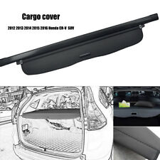 Cargo Cover for Lexus CT 200h 2011-2018 Black Trunk Shielding Shade