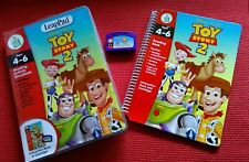 Disney Pixar Toy Story 2 First Grade Reading LeapPad Book Leapfrog