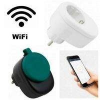 Wifi Steckdose Stecker WLAN außen Amazon Alexa Google App Smart iphone android