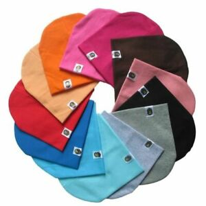 Infants Knitted Hat Toddler Baby Beanie Hats Warm Thick Cotton Cap for Children