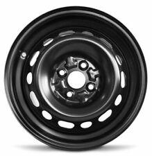 Steel Wheel Rim 15 Inch Fits: 11-14 Mazda 2 Mazda 2 4 Lug 100mm 15x6 Black New