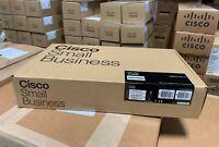 New Sealed Cisco SG220-26-K9 26-Port Gigabit Smart Plus Switch