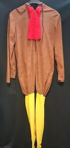 Child Turkey Chicken Rooster Hen Fancy Dress Costume Animal Kids Zoo Xmas Outfit