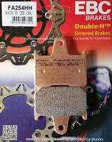 EBC/FA254HH Sintered Brake Pads (Rear) - Suzuki GSXR1000 K1-K6 01-06, GSX1400