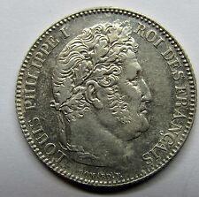 Très belle monnaie - 1 Franc - Louis-Philippe I - 1847 A - Paris -
