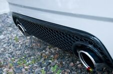 NEW GENUINE AUDI TT 98-06 REAR BUMPER HONEYCOMB DIFFUSER GLOSS BLACK 8N0807421F