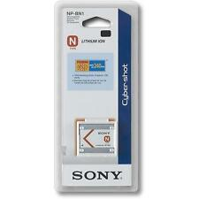 Sony - NP-BN1 Rechargeable Lithium-Ion Battery Pack - White