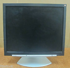 "Sharp LL-191A-B 19"" 1280 x 1024  SXGA TFT LCD Monitor Display (Black And Silver)"