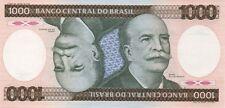 BRESIL/P201c // Billet de 1000 CRUZEIROS-1985(2/2)