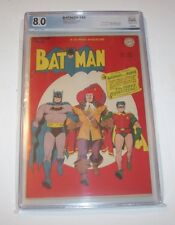 Batman #32 - 1945 DC Golden Age Issue - VF 8.0 - Joker appearance, Robin origin
