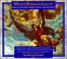 Mexico Barroco, Puebla IV, New Music