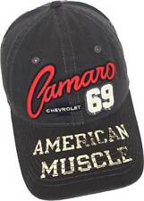 GM / Chevrolet Official Camaro Muscle Hat Cap H3-SCRC-55451