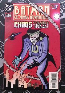 Batman Gotham Adventures #31 2000 DC Comics Joker Robin Batgirl Animated Series