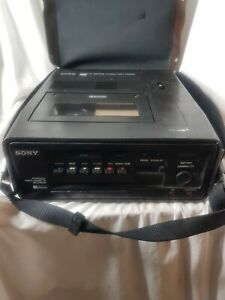 Sony Portable Video Cassette Recorder Model Number SL-3000UB - Used