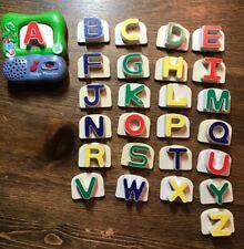 Fridge Phonics Leap Frog Magnetic Letter Set Retired Capital Alphabet Complete