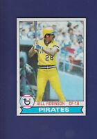 Bill Robinson 1979 TOPPS Baseball #637 (NM)