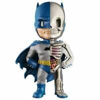 "Jason Freeny x Mighty Jaxx Deadshot 4/"" Vinyl Figure XXRay Deluxe DC Heroes"