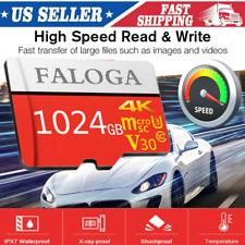 Micro SD 256&512GB&1TB Memory Card SDXC TF Ultra Class10 High Speed Fast Flash