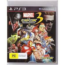 PLAYSTATION 3 MARVEL VS CAPCOM FATE OF TWO WORLDS PAL PS3 [ULN] YOUR GAMES PAL