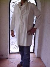Arbeitsmantel Arztmantel Labormantel Mantel Kittel Mann weiss Gr. 50