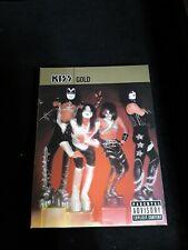 KISS Gold 2CD + 1 DVD set