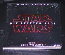 Star Wars les Derniers Jedi Original Film Soundtrack Édition de Luxe CD