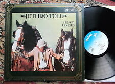 Jethro TULL LP: Heavy Horses (D; Chrysalis 34 222 9; club edizione speciale)