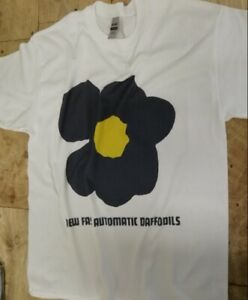 New Fast Automatic Daffodils T Shirt Music Indie Rock FADS Lions Northside T291