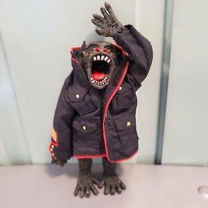 "Vintage Imperial Rubber Ape Gorilla Jiggler King Kong? 8"" Hong Kong Figure Toy"