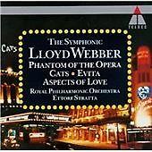 The Symphonic Lloyd Webber - Phantom of the Opera, Cats, Evita, Aspects of Love,