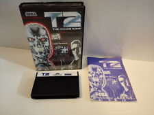 T2 The Arcade Game für Sega Master System OVP