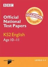 QCA National Test Papers, KS2 English 2005, New Books