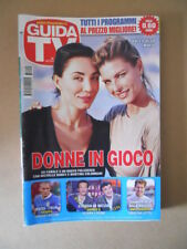GUIDA TV n°12  2013 [G764] MICHELLE BONEV MARTINA COLOMBARI