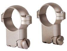 "Leupold Ring Mounts Ruger 77 Super-High 1"" Silver 50166"