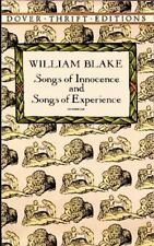 Songs of Innocence and Songs of Experience (Dover Thrift Editions) William Blak