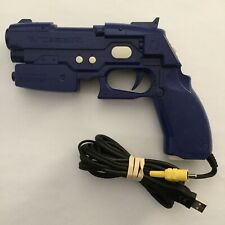PS2 G-Con 2 NAMCO Gun PLAYSTATION 2 Blue NPC-106