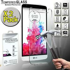 2 Pack Real Tempered Glass Screen Protector Cover For LG Google Nexus 5