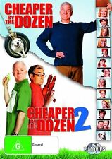 CHEAPER BY THE DOZEN 1 - 2 : DVD R4